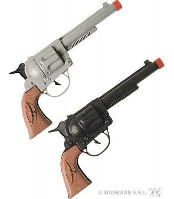 Pistolet cow-boy plastique
