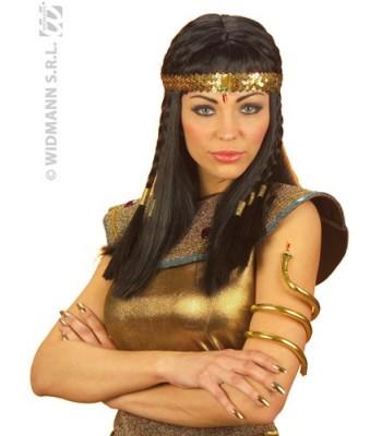 Bracelet serpent reine d'egypte