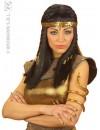 Bracelet de reine d'egypte Cleopatre, accessoire deguisements egyptiens