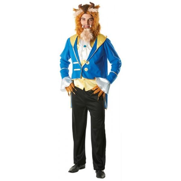 d guisement la b te adulte la magie du deguisement achat costumes prince disney. Black Bedroom Furniture Sets. Home Design Ideas