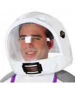 casque d'astronaute pour adulte - deguisement cosmonaute