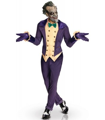 Déguisement Joker Arkham City adulte