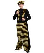 deguisement abeille grandes tailles, unisexe - costume carnaval