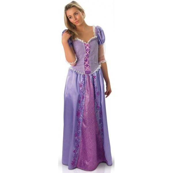Deguisement Princesse Raiponce Adulte La Magie Du Deguisement