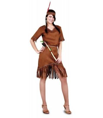 déguisement indienne femme