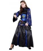 deguisement samourai femme - costume carnaval
