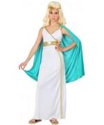deguisement de romaine pour fille - costume carnaval enfant