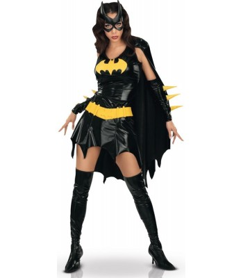 Déguisement Batgirl adulte