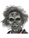 Masque zombie halloween adulte