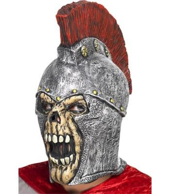Masque gladiateur zombie