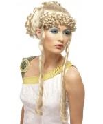 perruque de déesse blonde adulte - deguisements romaines