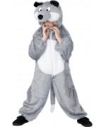 costume de loup pour enfant, deguisement animal de contes