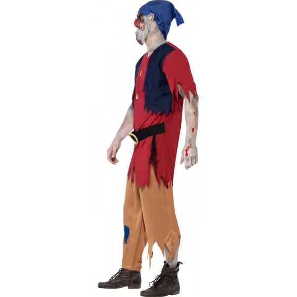 D guisement de nain zombie la magie du deguisement achat vente deguisements halloween - Deguisement halloween original ...