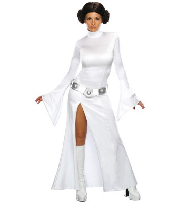 Déguisement princesse Leia Star Wars