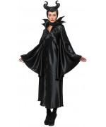 deguisement Malefique adulte - la fée noire, personnage du film Disney Maléfique