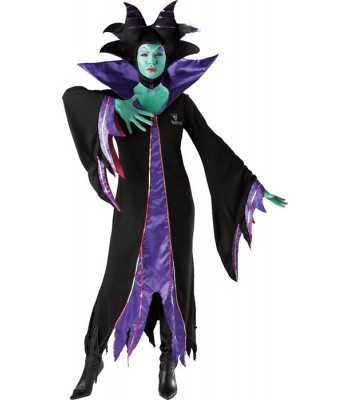 Déguisement Maléfique sorcière Disney adulte