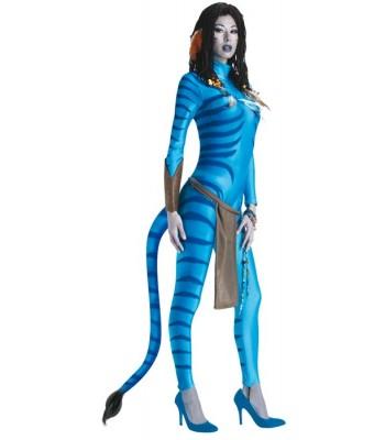 Déguisement avatar Neytiri femme