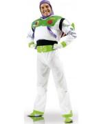 deguisement Buzz l'éclair adulte, l'astronaute du dessin animé Disney Toy Story