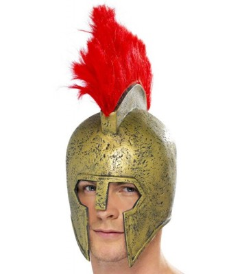 Casque gladiateur romain