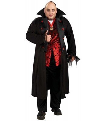 déguisement vampire grande taille homme