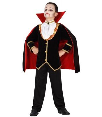 déguisement vampire luxe enfant halloween