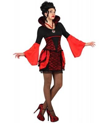 Déguisement vampire gothique femme