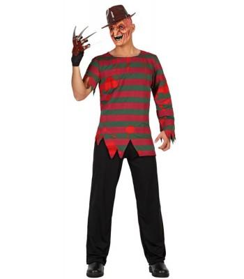 Déguisement Freddy adulte