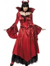 deguisement diablesse luxe femme halloween - costumes diablesses
