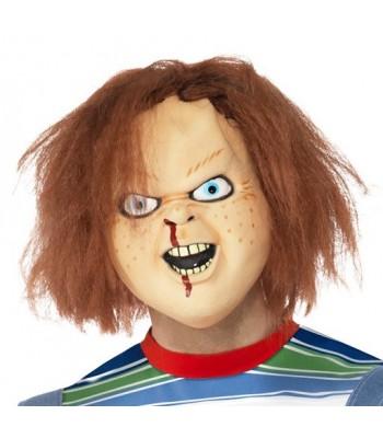 Masque Chucky en latex