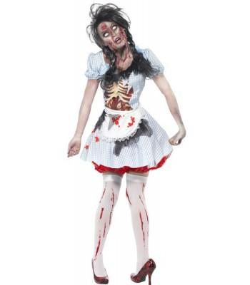 Déguisement zombie Dorothy