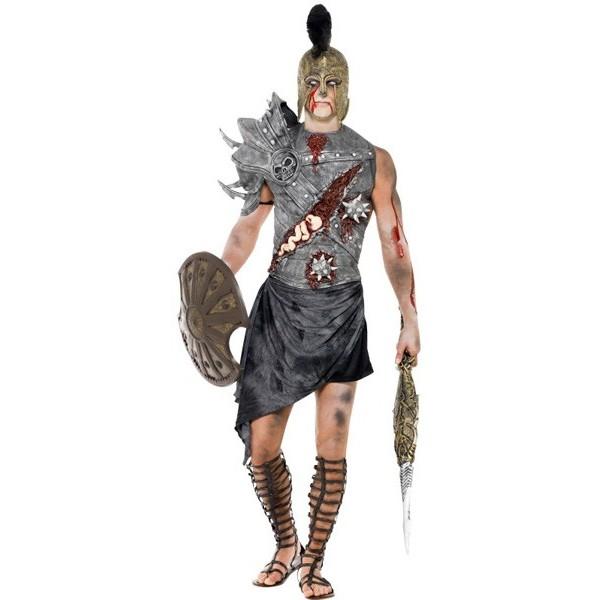 d guisement gladiateur zombie la magie du deguisement achat vente de costumes d 39 halloween. Black Bedroom Furniture Sets. Home Design Ideas