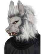 Masque de loup garou en matière souple - masques halloween