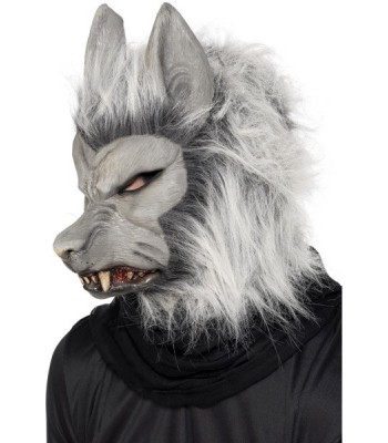 Masque loup garou souple