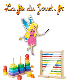 La fée du jouet, magasin de jouets sur internet